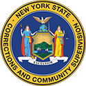 NYS Department of Correction and Community Supervision logo